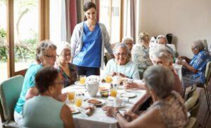 Handwerksbackwaren für Seniorenheime